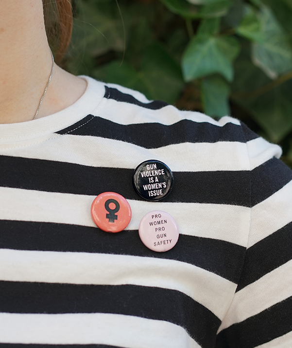 Women's Issue Mini Button Pack
