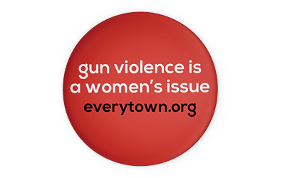 Gun Violence Is a Women's Issue Mini Pin Pack
