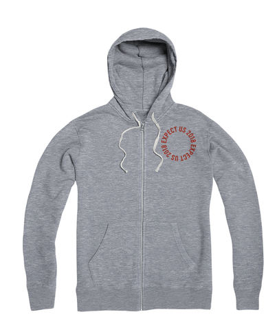 Expect Us Commemorative Hoodie