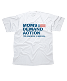Moms Demand Action White Tee