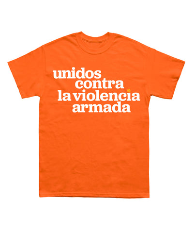 Wear Orange Spanish Tee