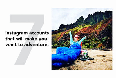 7 instagram accounts that will make you want to adventure