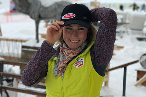 mikaela shiffrin bigtruck hat