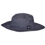 Charcoal Brim Beach Bucket