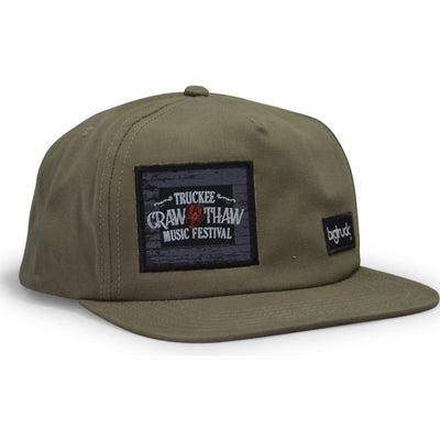 Olive Craw Thaw Pioneer