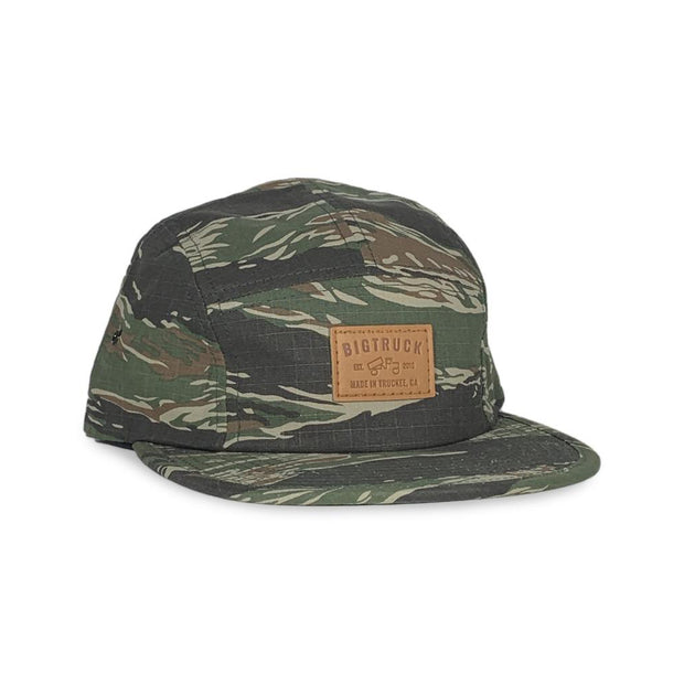 Camper Camo Leather