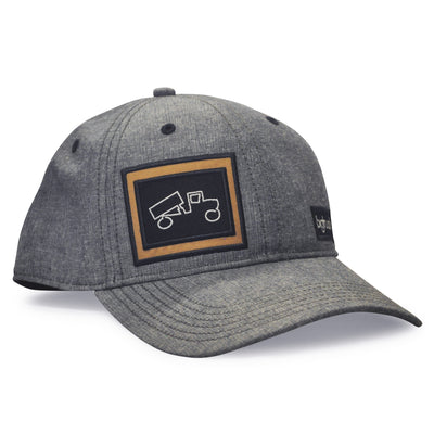 Cap Chambray Front