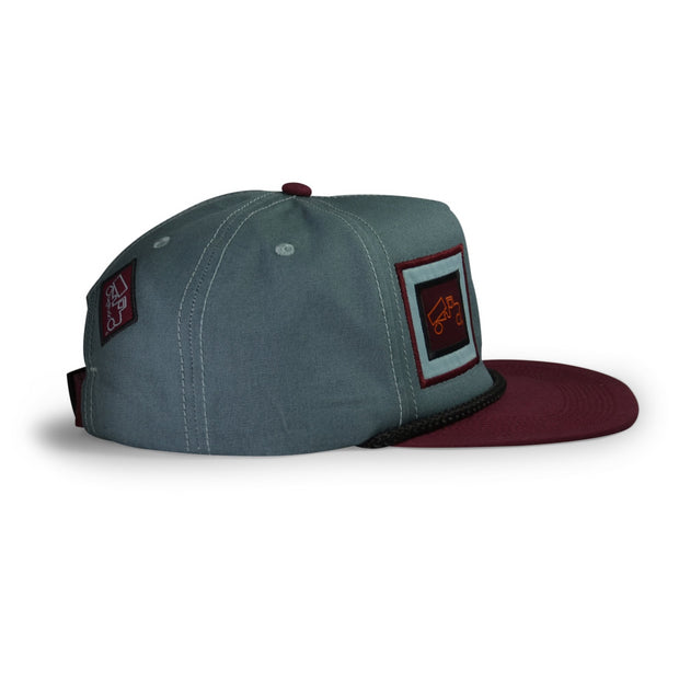 Light Blue Burgundy Pioneer EVA