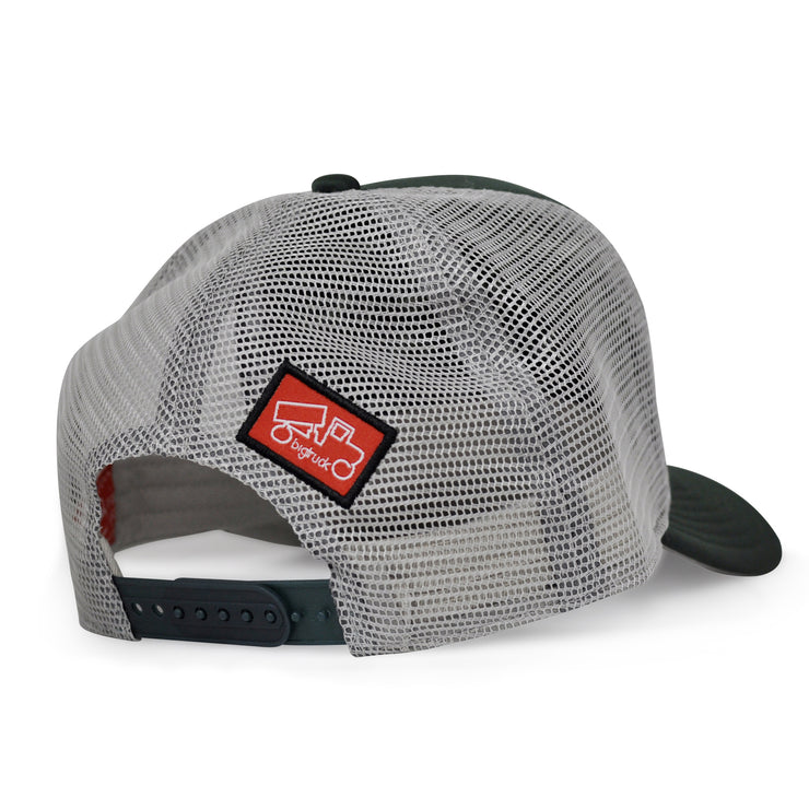 Original Forest Grey Plaid Back