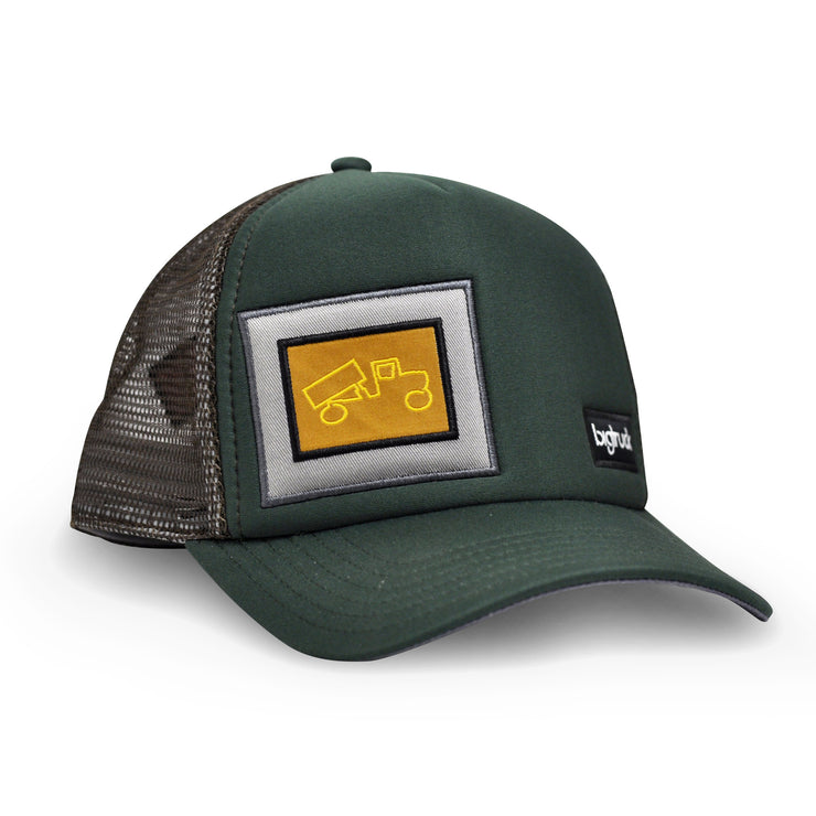 8f1d582113620 Forest Green Original Trucker Hat