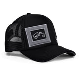 OG G.LINE BLACK/BLACK D. GREY FABRIC