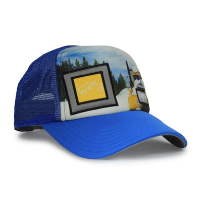toddler trucker hat