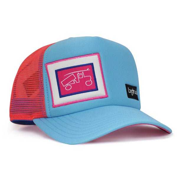Kids Blue Pink Surf Original