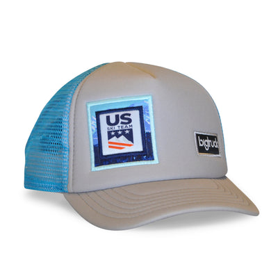 Toddler Grey Blue US Ski Team Original