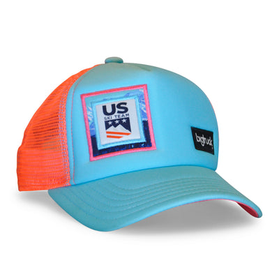 Kids Aqua Pink US Ski Team Original