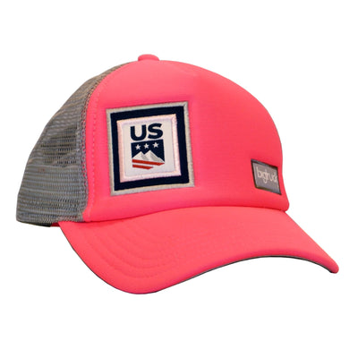 Kids Pink US Ski Team Original