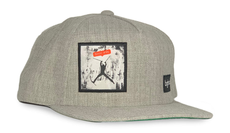 Shane McConkey Pro - Heather Grey