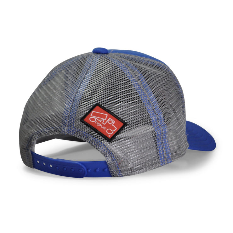 LIMITED EDITION Kids Royal Blue Grey Aztec Original
