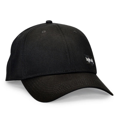 Custom Black Traditional Cap