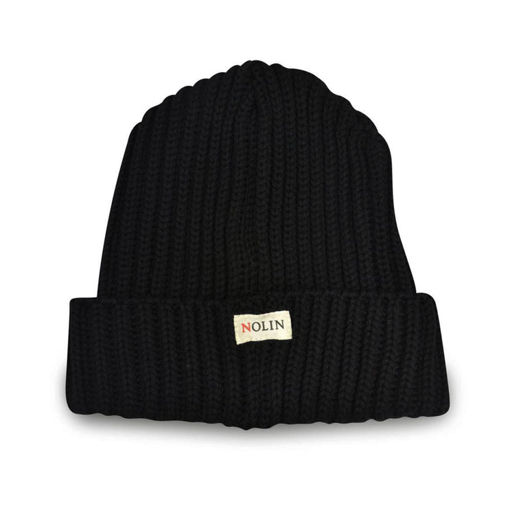 Mountain Black NOLIN X bigtruck® Beanie