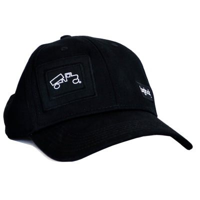 Cap Black on Black