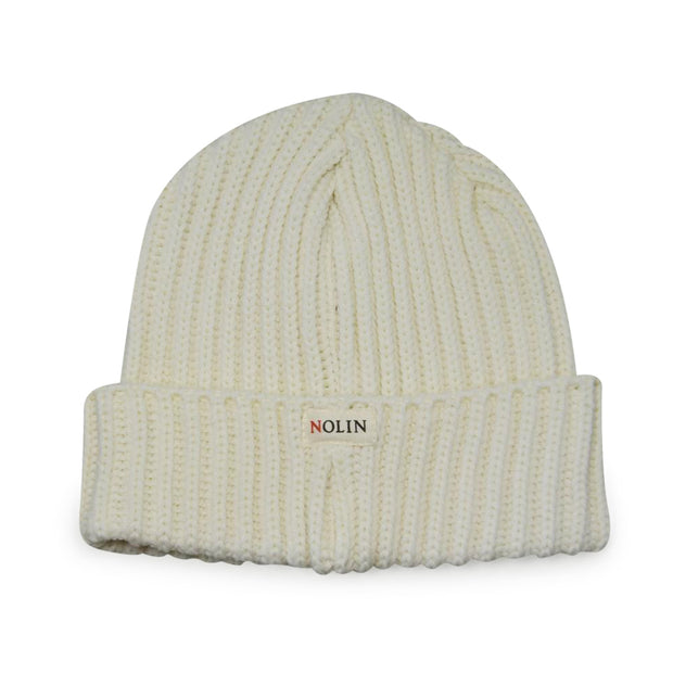 Natural (Undyed) NOLIN X bigtruck® Beanie