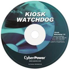 CyberPower KIOSKCOMMSW Software for Unattended System Monitoring and Auto Restart - 1 User