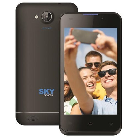 "SKY Devices 4.0 Unlocked 4G Android Smartphone 4.0"" Display Dual SIM"