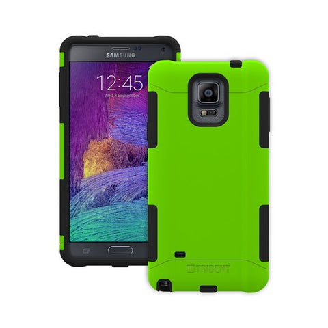 Trident Galaxy Note 4 Aegis Green