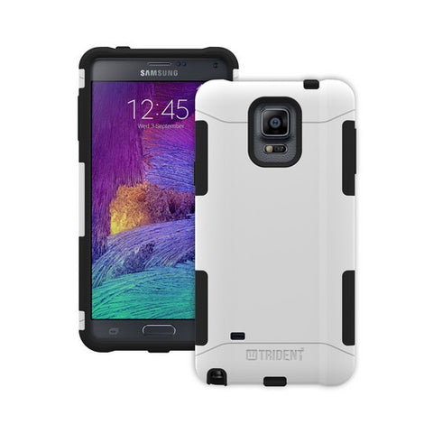 Trident Galaxy Note 4 Aegis White