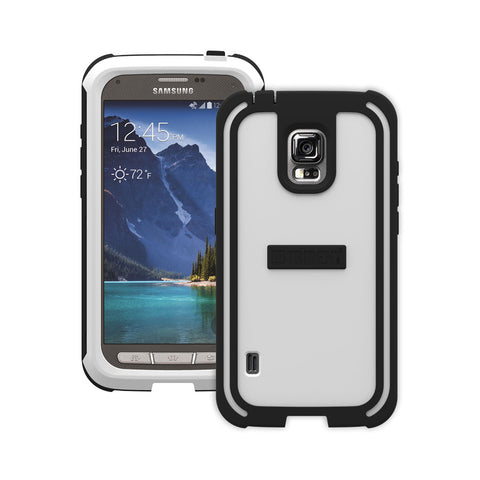 Trident Galaxy S5 Active Cyclops White