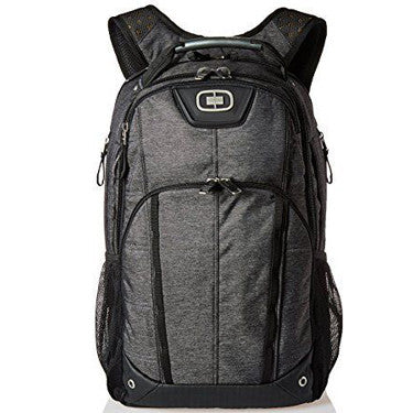 Ogio Backpack Axle Airport Friendly 17in Dark Static