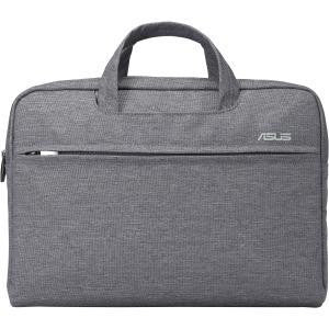 "Asus Carrying Case (Tote) for 12"" Notebook, Tablet, Accessories - Gray"