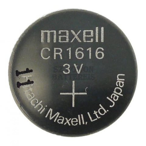3.0V Coin Cell Battery 16mm x 1.6mm