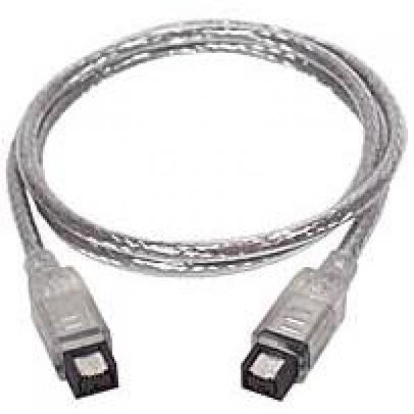 10' FireWire 800 Cable - 9 Pin to 9 Pin - TechCraft