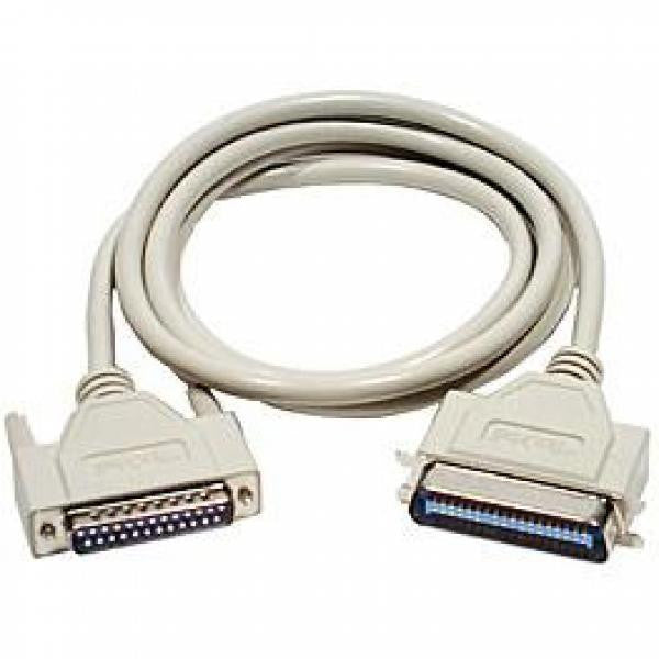 10' (DB25M/CN 36M) IEEE 1284 Printer Cable (Interex)
