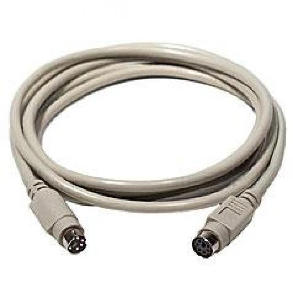 10' PS/2 Extension Cable (Mini Din 6M/F)