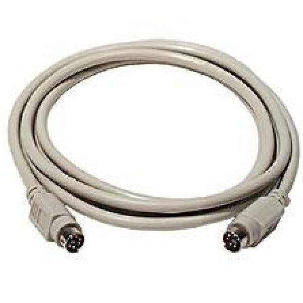 10' PS/2 Cable (Mini Din 6M/M)