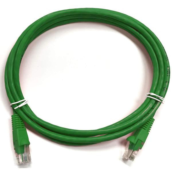 0.5' CAT5e (350 MHz) UTP Network Cable - Green