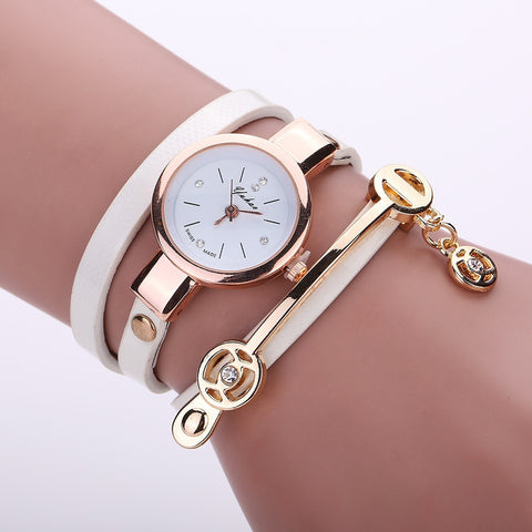 Fashion Bracelet Quartz Wristwatch
