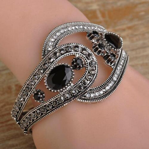 Studded Turkish Bangle