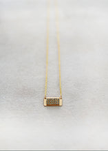 Load image into Gallery viewer, Mini Tab Necklace