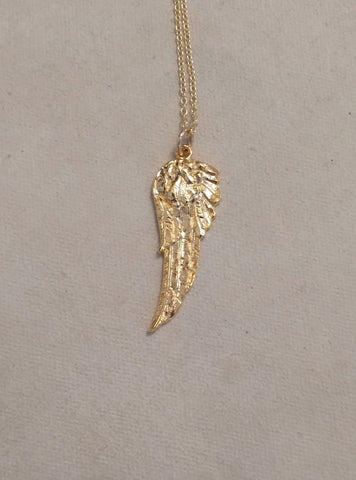 The Angel Wing Necklace