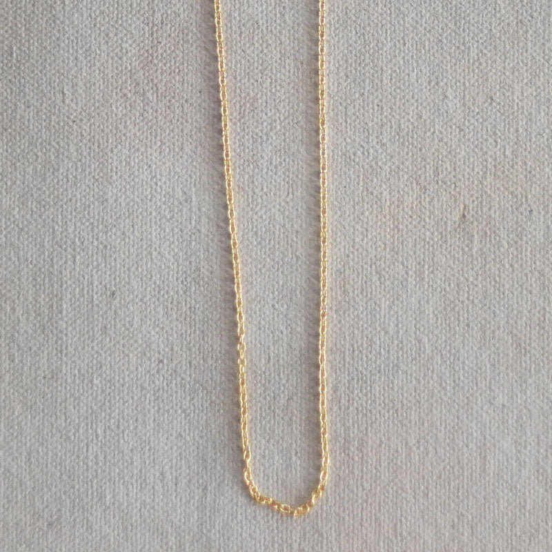 Gold Filled Oval Chain
