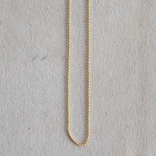 Gold Filled Ball Chain