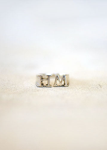 Hayes Initial Ring (Smallest Size)