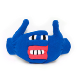 Warmsters Booris Blue Monster Gloves