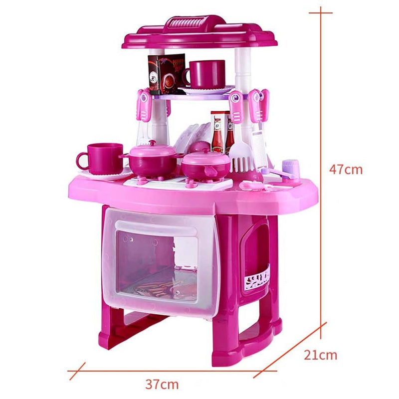 Kitchen Cooking Set For Kids