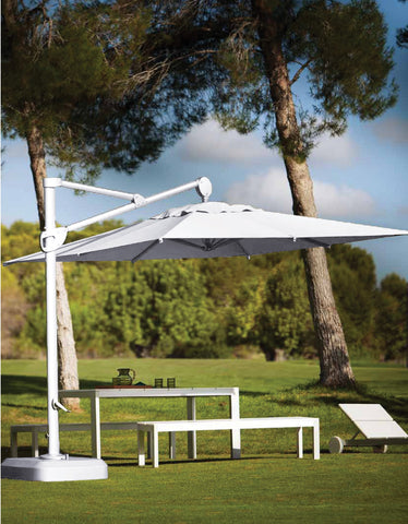 easy days Square Sun Umbrella 3m Diameter