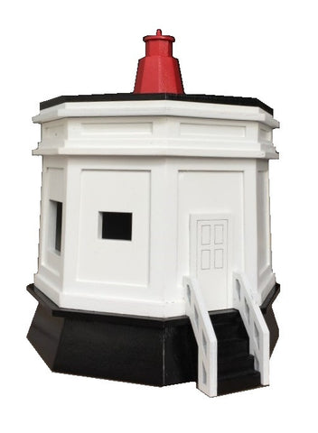 Bluff Lighthouse Bird House